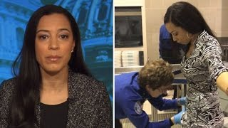 Video CNN Commentator Seen Crying During Invasive Airport Body Search By TSA MP3, 3GP, MP4, WEBM, AVI, FLV Juni 2018