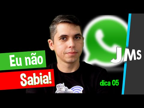 Status bonitos para Whatsapp - 05 Curiosidades e truques do Whatsapp que você NÃO Sabia