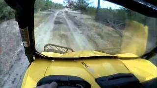 6. 2011 Can-Am Commander 1000XT Ride Review