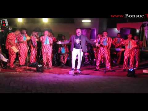 "Video: Gospel Singer Lanre Teriba ""ATORISE"" Live At City People @ 20 Trinity Mall #BonsueTV"