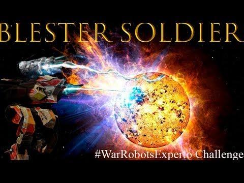 #WarRobotsExperto challenge - Experto en estrategias  y unas palabras de amor al final...