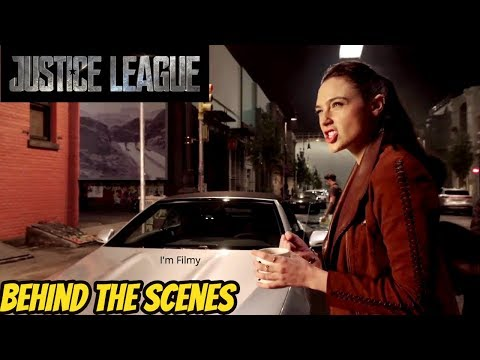 Justice League - Exclusive Behind the Scenes - Cars Featurette - 2017