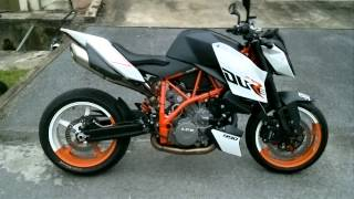 9. 2011 KTM Superduke 990 R a.k.a