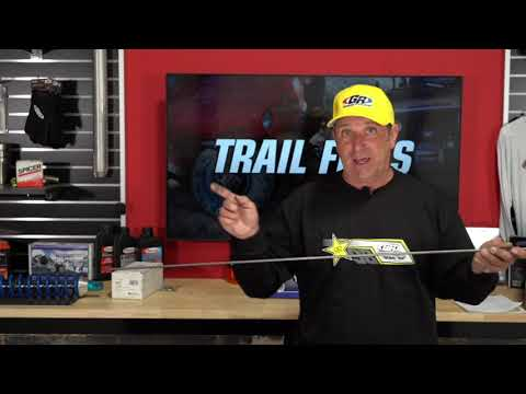 Tech Talk with Tony is all about Trail Fixes