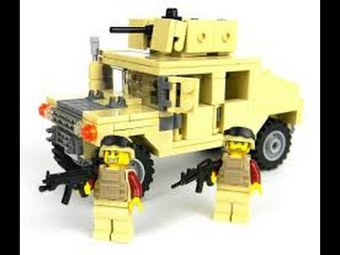 Lego Brickarms Unboxing