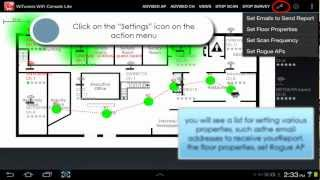 WiFi Site Survey by WiTuners YouTube video