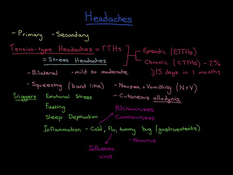 Headaches Part 2