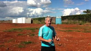 Carrijo mostra a verdade sobre o novo cemitério de Uberlândia