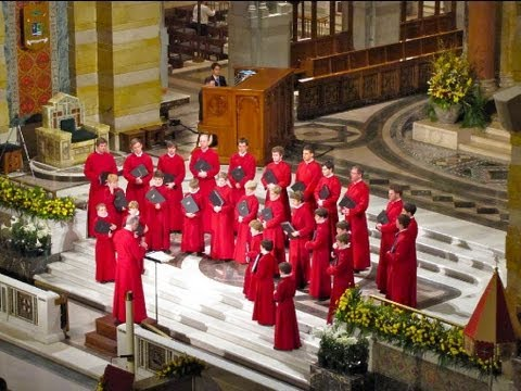 Choir - A gorgeous anthology of famous Sacred Masterpieces performed by the Choir of New College of Oxford, conducted by Edward HIGGINBOTTOM. Recorded in New College...