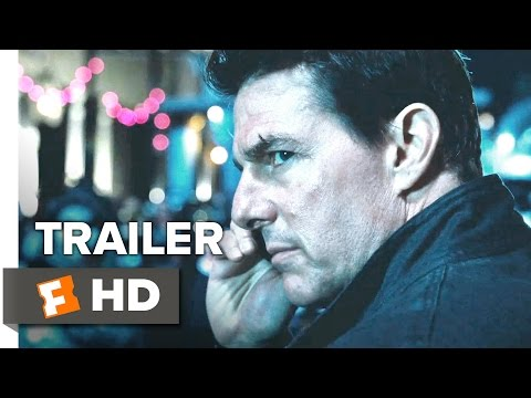 Jack Reacher Never Go Back Movie Picture