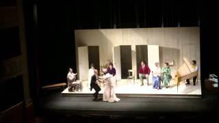 Convenienze ed inconvenienze Teatrali di G.Donizetti - Lazzarune scauzacane