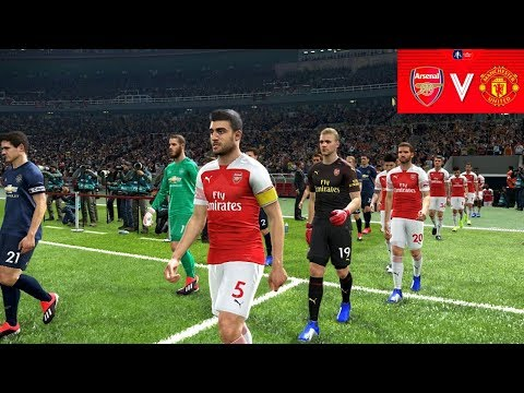 Arsenal vs Manchester United - FA Cup 25 January 2019 Prediction