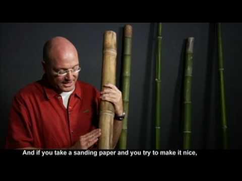0 Totens de bambu multifuncionais