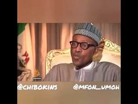 PMB's Interview in London (Warri version)