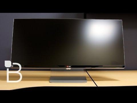 LG 34-inch Ultrawide QHD Monitor Review