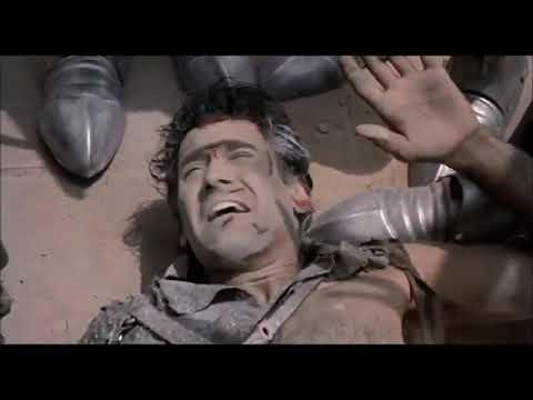 Evil Dead 2 1987 Ending Scene