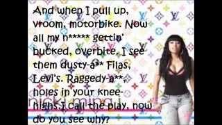 Romans Revenge - Nicki Minaj ft. Eminem (CLEAN VERSION)