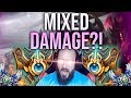 SoloRenektonOnly - [DAY 34] WHY AM I DYING TO MIXED DAMAGE?!?!?! [RIOT PLS]