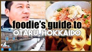 Otaru Japan  City pictures : Amazing Foods & Attractions of Otaru (Hokkaido, Japan)