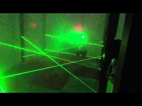 Halloween no Hakuna Matata - Labirinto Laser