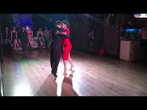 Yury Shtykin & Natalia Molokova, 2/4 | Milonga Dos Parejas 07.06.2017 (видео)