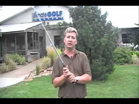 Learn a hit, not a golf swing!.wmv