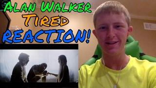 Download Lagu Alan Walker ft. Gavin James - Tired REACTION! Mp3