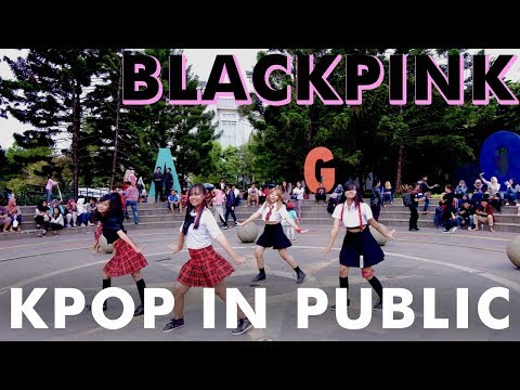 [KPOP IN PUBLIC CHALLENGE] BLACKPINK - '마지막처럼 (AS IF IT'S YOUR LAST)' By BlackB From Indonesia