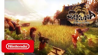 Sakuna: Of Rice and Ruin - Launch Trailer - Nintendo Switch