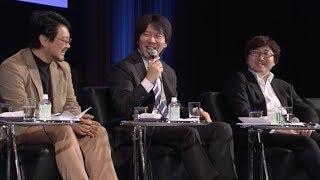 「日本から破壊的なイノベーションを起こすには?」伊藤 穰一氏、森川 亮氏、田中 良和氏、まつもと ゆきひろ氏、熊谷 正寿氏 新経済サミット2013 セッション02