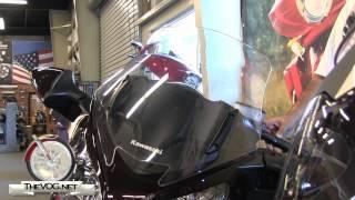 3. 2012 Kawasaki Concours 14 Rider Review