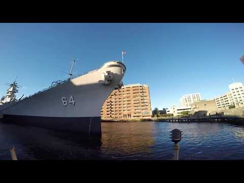 Video Amerikan Savaş gemisi: USS Wisconsin download in MP3, 3GP, MP4, WEBM, AVI, FLV January 2017