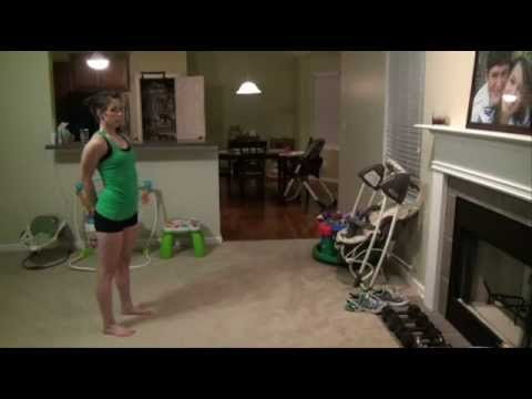 P90X: Legs and Back