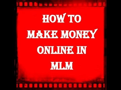 How To Make Money Online in MLM | Easiest System I've Ever Seen