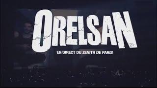 Orelsan en concert au Zenith de Paris le 16/10/2012