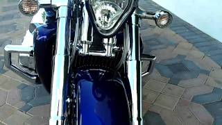 8. 2004 HONDA VALKYRIE RUNE NRX1800EB at Celebrity cars Las Vegas in the Palazzo