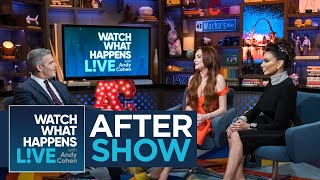After Show: Lindsay Lohan On Kris Jenner's 'Thank U, Next' Cameo | WWHL