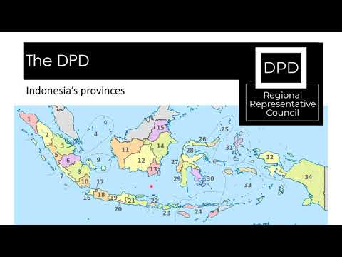 Government System In Indonesia: The Separation Of Powers