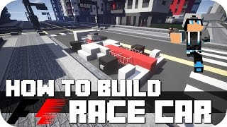 """Minecraft - How to Build: Formula 1 Race Car! First Video of my """"How To Build Series"""". Next will be School-Bus, normal Bus, other Cars, small planes and so on! ►FACEBOOK: https://www.facebook.com/DaxMatic►GOOGLE+: https://plus.google.com/+DaxMatic/posts..............................................................................................« CINEMATICS (PLAYLISTS) »► EPIC! - Series: http://bit.ly/1OuH1UC► TexturePacks: http://bit.ly/1DpXNhu► RollerCoasters: http://bit.ly/1DYCFUe► Server-Map: http://bit.ly/1Eh9f5J► Mansions: http://bit.ly/1xrKO1q► Modern Buildings: http://bit.ly/1AewzwC► Ships/Yachts: http://bit.ly/1wYEo8Q..............................................................................................« CREDITS »► Intro: https://www.youtube.com/user/WinstonePicture► Outro: https://www.youtube.com/user/OffTM4► Music: SirensCeol - Nostalgia► My Server: mc.paradisefalls.eu..............................................................................................« MINECRAFT »► Official Site: https://minecraft.net/► ResourcePack: Flow's HD fixed by DaxesMC► ShaderMod: Seus 10.1 Ultra► Version: 1.7.10.............................................................................................."""
