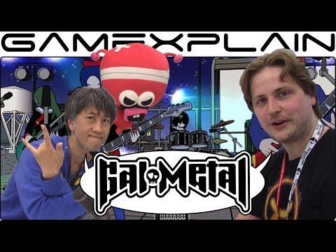 Talking Gal Metal with Producer Tak Fujii + Live Demo (Nintendo Switch)
