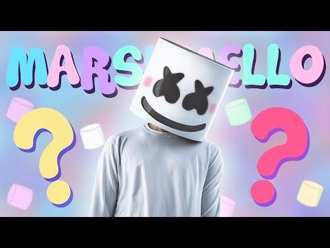 КТО СКРЫВАЕТСЯ ПОД МАСКОЙ MARSHMELLO? (видео)