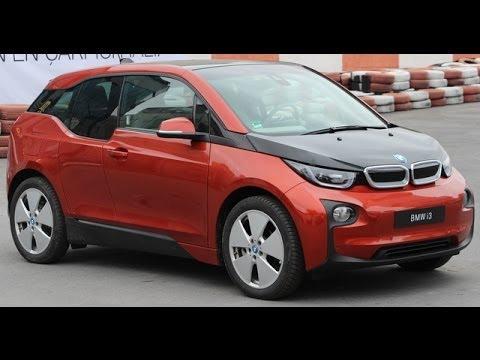 BMW i3 2013 Testi