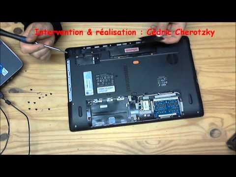 comment nettoyer le ventilateur de son ordinateur portable toshiba