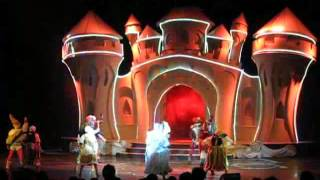 Valmontone Italy  city images : Show in magicland amusement park near Valmontone Italy