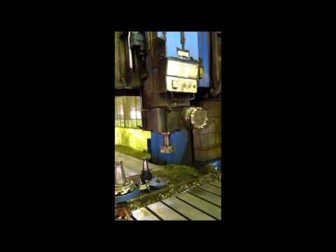 Portalfräsmaschine FOREST LINE FLP 2200 1999