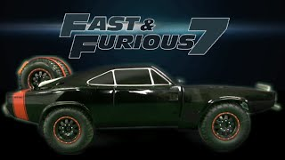 Nonton Fast and Furious 7 Dom's '70 Dodge Charger R/C from Jada Toys Film Subtitle Indonesia Streaming Movie Download