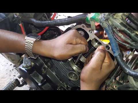 bajaj pulsar 150cc piston cylinder head fitting