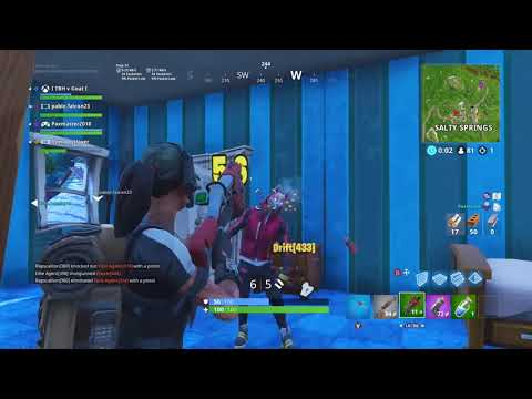 Fortnite Bot Highlight Compilation #1 Large