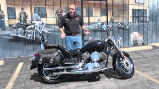 5. Pre-Owned 2003 Yamaha V-Star 1100 Classic