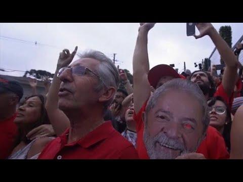 Brasilien: Ex-Präsident Lula ist - vorerst - wieder f ...